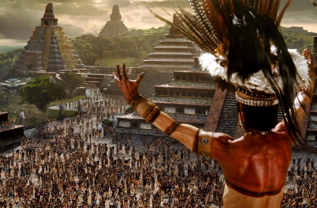 civilización maya