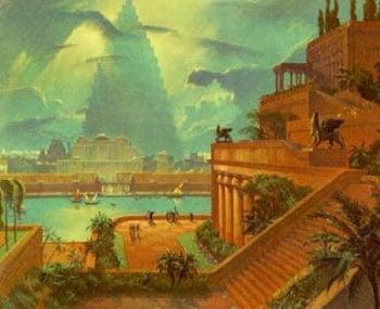Sumeria, civilizaciones en la mesopotamia, y teorías de la conspiración
