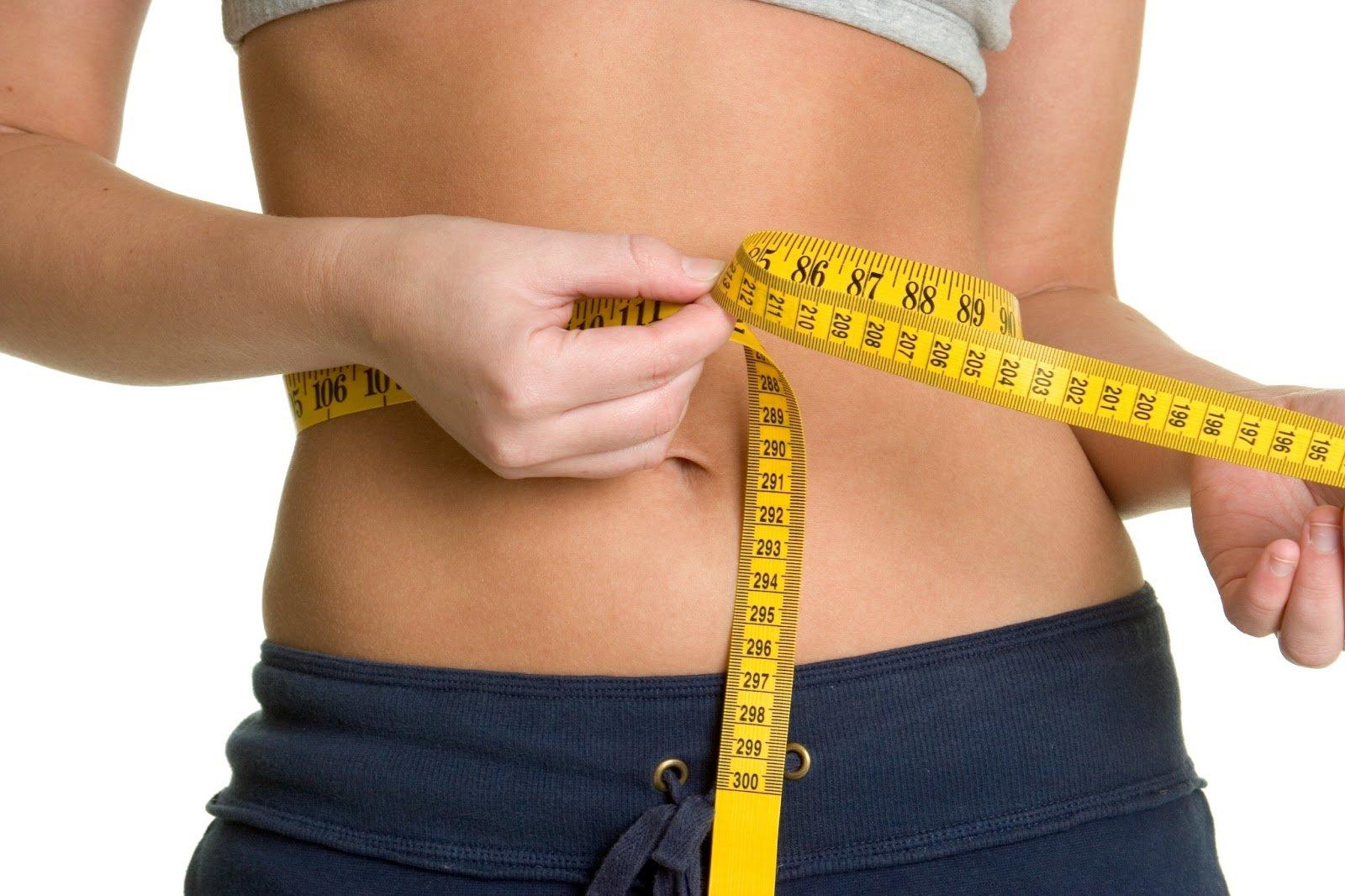 reducir talla y bajar de peso