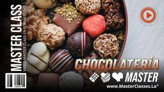curso de chocolatería básica